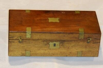 Mid-Late 19th Century Civil War Era Cupping Kit - Great Case - Incomplete