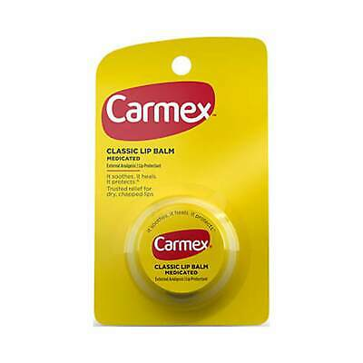 NEW Carmex - Carmex - Lip Balm - Original Jar