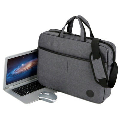 """15.6 """" Laptop Shoulder Bag Cover Case For Hp Dell Computer Notebook Pc Book/card"""
