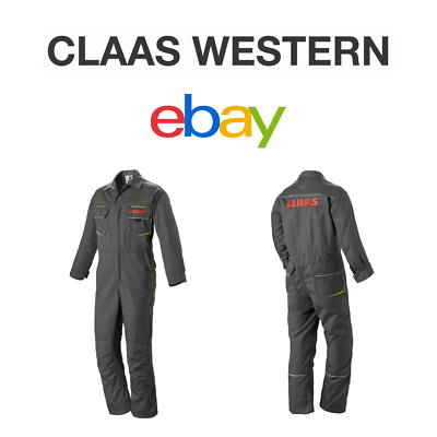 New 2018!! Claas Adults & Childrens Overalls / Boilersuits / Coveralls