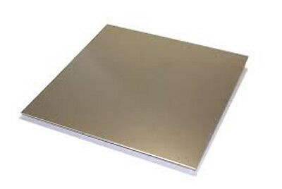 "3 Pieces - 1/8"" .125"" Aluminum Sheet Plate 12"" x 12"" 5052"