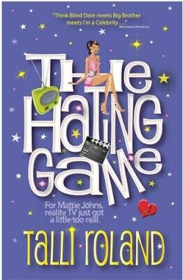 HATING GAME - New Book Talli Roland