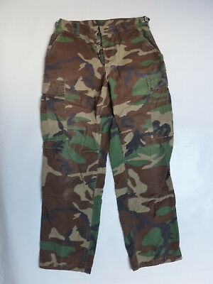 US Army Berlin Brigade 1983 Hose ripstop Trousers small