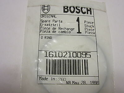 BOSCH OEM O-Ring Part# 1610210095 for Rotory/Demolition Hammer Drills NOS