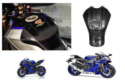 Yamaha R1/r1M 2015 2018 Carbon Oil Fuel Tank Cover Protection Pad