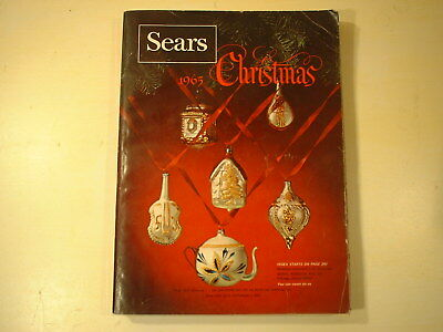 1965 Sears Christmas Catalog 672 pages