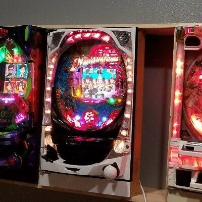 Indiana Jones Pachinko Game By Sankyo