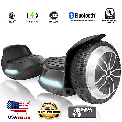 6.5 Hoverboard Self Balancing Electric Scooter Bluetooth UL2272 XPRIT T67SE USA