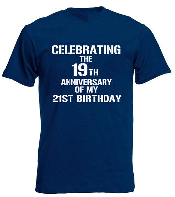 Celebrating 40th T Shirt Funny Mens Birthday Gifts Presents Ideas For Him