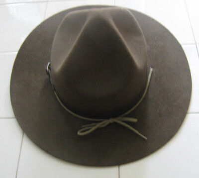 Boy Scouts Association of Canada Child's Size Stetson 6 3/4