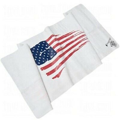 (White|Flag) - Frogg Toggs Chilly Pad Cooling Towel. Shipping is Free
