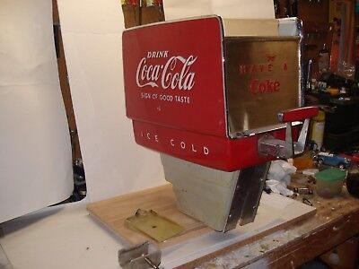 Vintage Selmix Regent Coca Cola single head soda fountain dispenser
