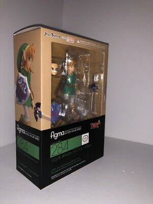 Figma Max Factory Action Figure LOZ #284 Link A Link Between Worlds Good Smile