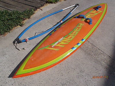 2.4m Trigger Brothers Windsurfer and Boom