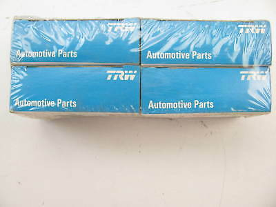 (4) TRW CB1138AL Connecting Rod Bearings - Standard 1974-83 Fiat 1.6L 1.8L 2.0L