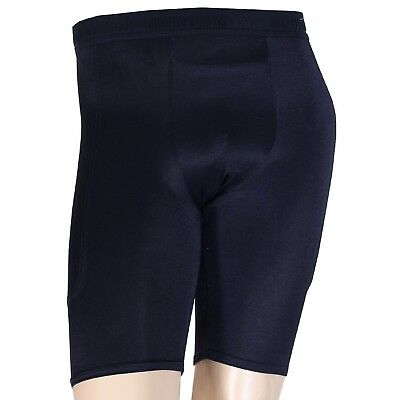 McDavid Classic 820 Deluxe Sliding Compression Shorts Navy Small. Best Price