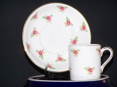 Royal Grafton roses cup and saucer