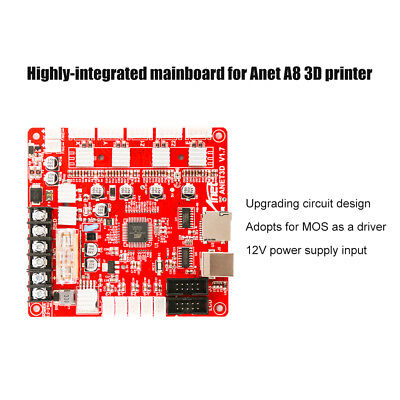 Anet A1284-Base-Control Board Mother Board Mainboard für Anet A6 DIY S6Z2