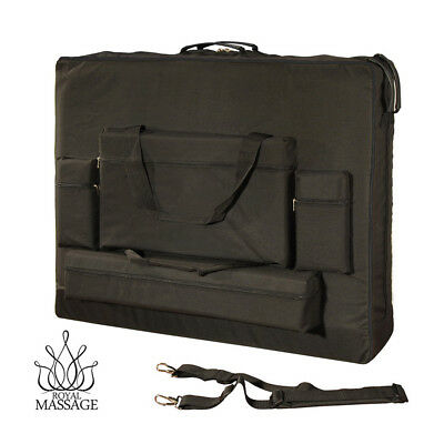 New! Deluxe Massage Table Universal Carrying Case - Portable Carry Bag W/pouch