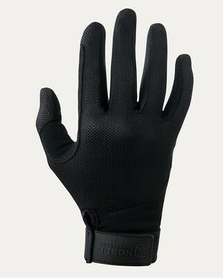 (6, Black) - Noble Outfitters Perfect Fit Cool Mesh Glove. Shipping is Free