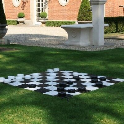 Garden Draughts. Uber Games. Delivery is Free