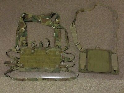 Eagle Industries Low Profile Special Purpose Chest Rig V2 5CCA MultiCam OCP 1/13