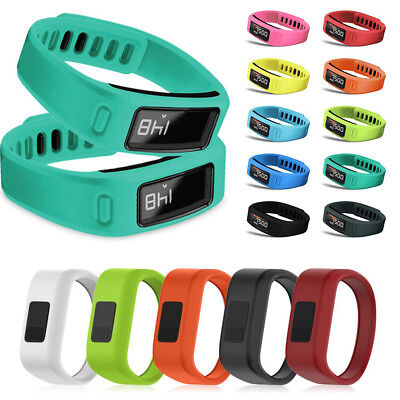 Sport Replacement Silicone Band Wrist Strap for Garmin Vivofit 1/2/3/JR Fitness