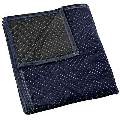 """Sure-Max Moving Packing Blanket 80"""" x 72"""" (35 lb/dz weight) - Quilted Shipping"""