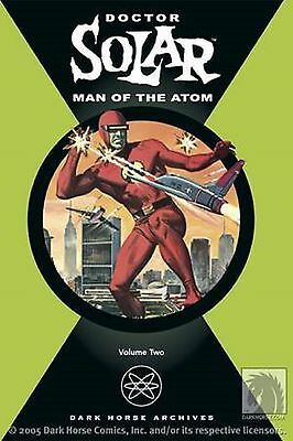 Doctor Solar Man of the Atom Archives Vol 2 Hardcover Graphic Novel - Dark Horse