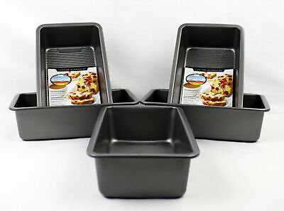 Good Cook Air Perfect Full Sized Loaf Pan 9in X 5in - Set of 5