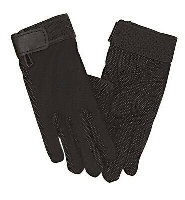 (Large) - Perri's Adult Winter Weight Cotton Gloves. Shipping is Free