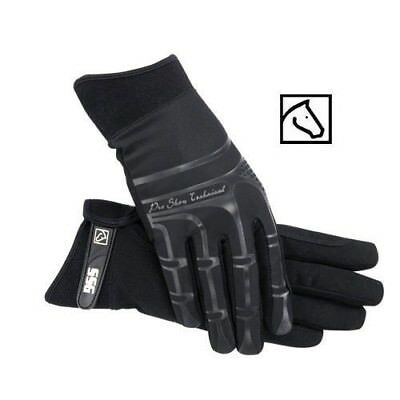 (7) - SSG Pro Show Technical Riding Gloves. Delivery is Free