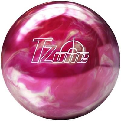(4.5kg) - Brunswick TZone Pink Bliss Bowling Ball. Shipping Included