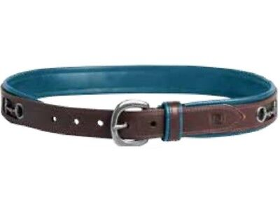 (Medium, Deep Turquoise) - Noble Outfitters On the Bit Belt. Brand New