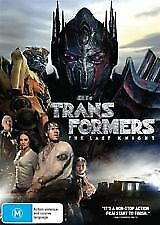 The Transformers - Last Knight (DVD, 2017)