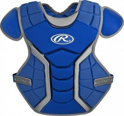(36cm , Age-9-12, Royal) - Rawlings Renegade Chest Protector. Free Delivery