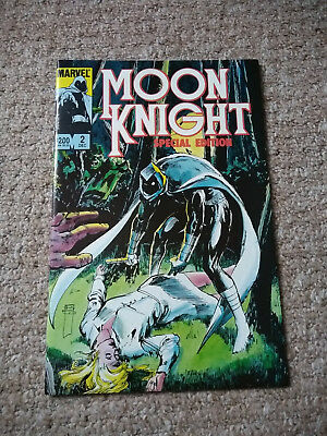 MOON KNIGHT SPECIAL EDITION # 2 (1983)  Marvel Comics NM condition