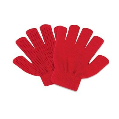 (One Size, Red) - Perri's Magic Gloves, One Size. Best Price