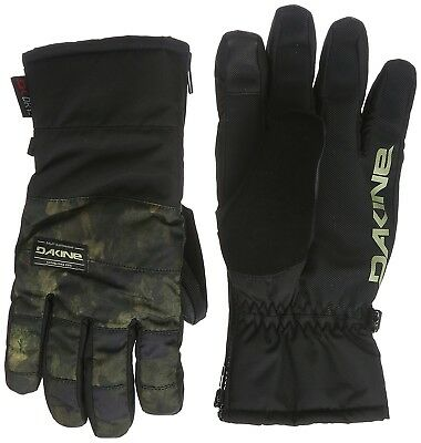 (X-Large, Peatcmo/bl) - Dakine Men's Omega Gloves. Free Shipping