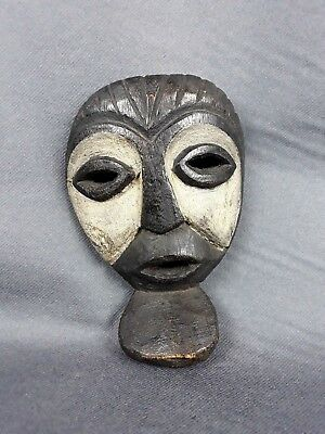 Masque Africain / Afrikaans masker / African mask / tribal art / ethnograpohic