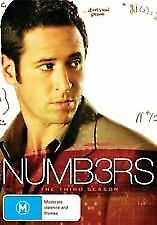 Numbers - Season 3 – Dvd, 6-Disc Set, Region-4, Very Good, Free Postage