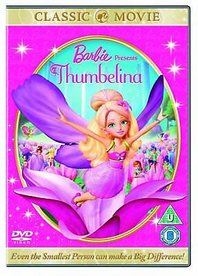 Barbie Presents Thumbelina [DVD] ***Brand New & Sealed with Free Delivery***