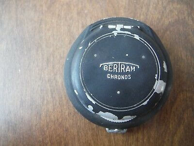 Vintage Bertram Chronos Light Meter circa 1950 WORKS NICE