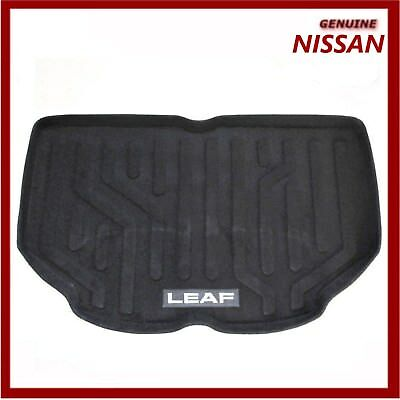Genuine Nissan Leaf 2018 EV Carpeted Boot Liner Mat. KE9655S0S0 New! With BOSE