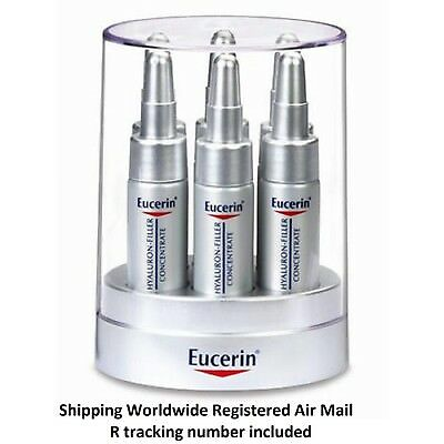 Eucerin Hyaluron Filler Serum ( Anti-Age Concentrated Treatment , 6X5ml in box )