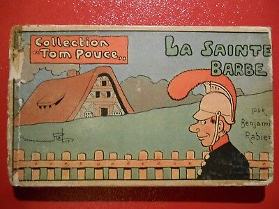 Tom Pouce (collection) Benjamin RABIER  La sainte Barbe