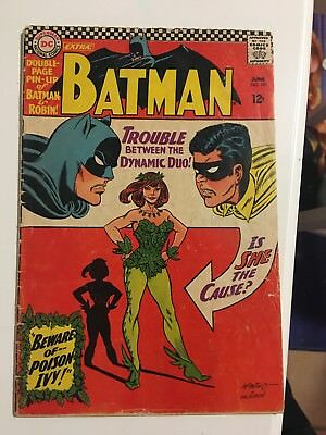 Batman #181 (Jun 1966, DC) 2B1