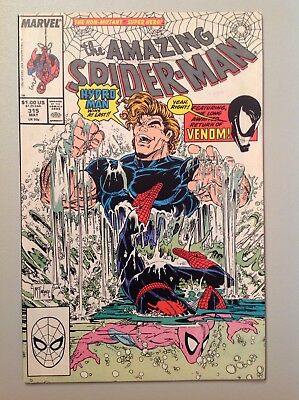 The Amazing Spider-Man #315 (May 1989, Marvel)