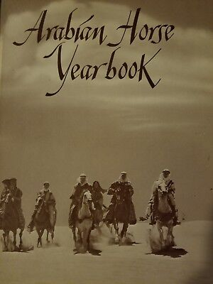 Arabian Horse Year Books