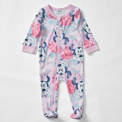 NEW Disney Baby Minnie Mouse Coverall